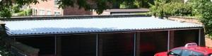 garage roofing repairs