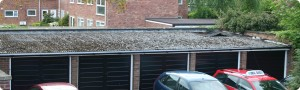 garage roofing services