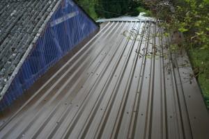roof sheets repair