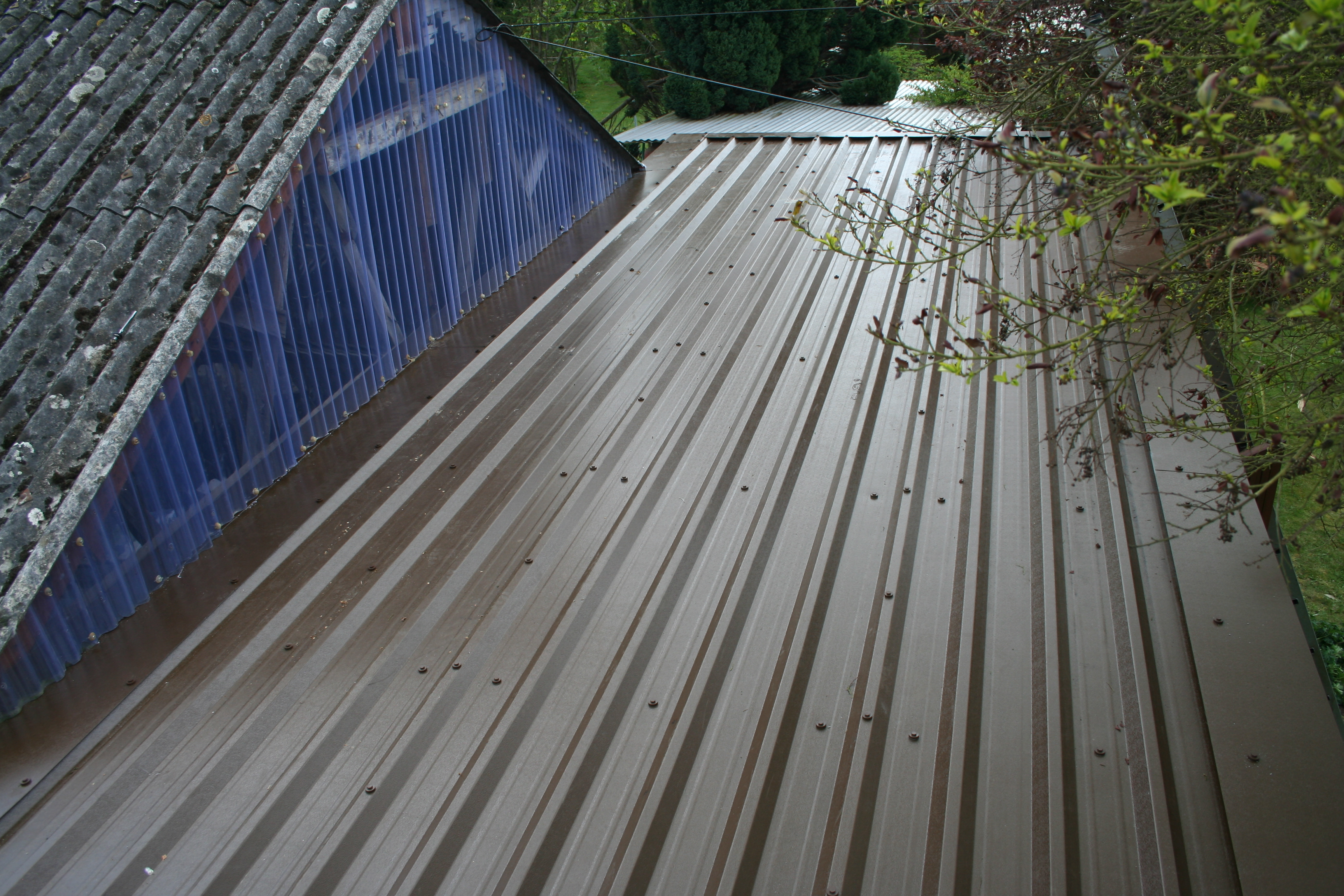 roofing sheets sunderland
