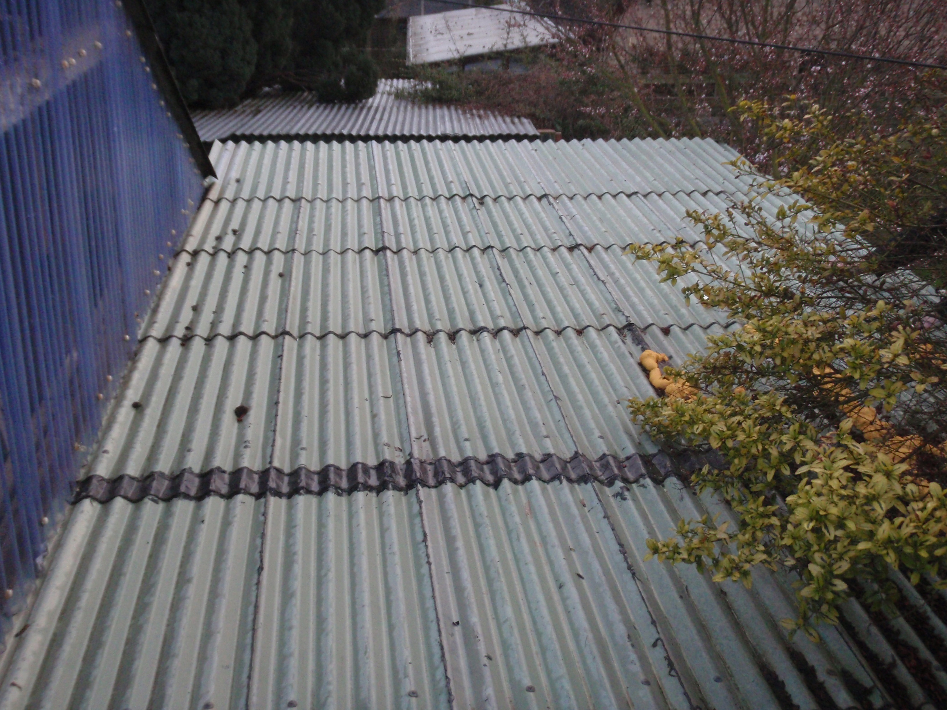 Some Recent Projects Roof Repairs
