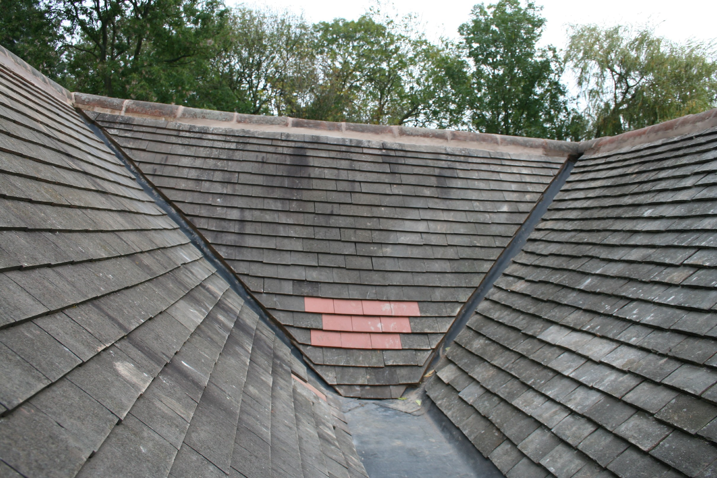 valley roofing services - Rubberised Roof Membrane