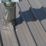 flue roofing repairs