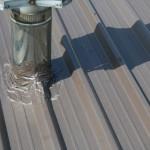 flue roofing repairs