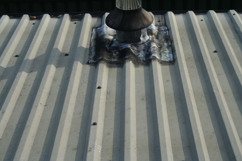 Roof Flue Flashing Amp Roof Flashing For Wood Burning Flue