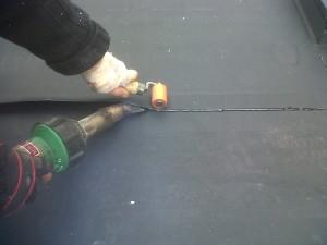 Rubber-Roof-Welding