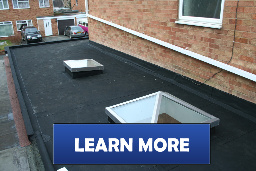 flat roof repair stratford upon avon